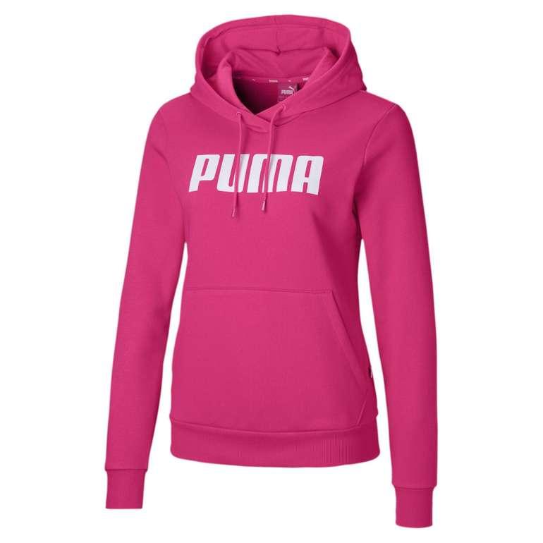 Puma Damen Hoodie Essentials in zwei Farben für 26,35€ inkl. Versand (statt 34€)