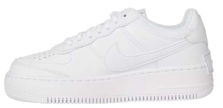 """Nike W Nsw Af1 """"Air Force Shadow"""" Damen Sneaker aus Leder für 82,49€ (statt 110€) - nur in 36 und 38,5!"""