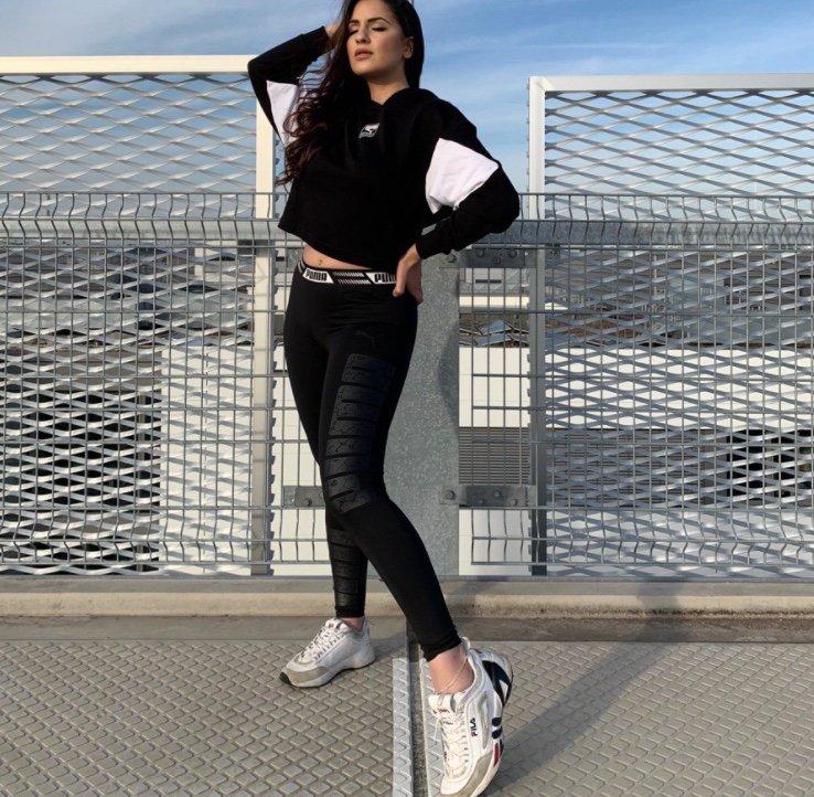Puma Active Training Damen Fitness Leggings in Schwarz für 32,44€ inkl. Versand (statt 47€)