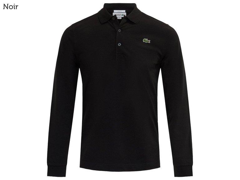 Lacoste Langarm-Poloshirts (versch. Farben) für 55,90€ inkl. Versand (statt 65€)