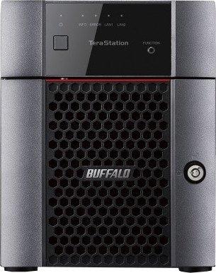 Buffalo TeraStation 3410 NAS System 4-Bay 16TB (4x 4TB) für 404,99€ (statt 529€)