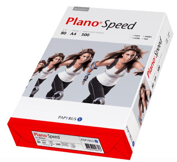 500 Blatt Papyrus Kopierpapier Plano Speed Weiß nur 3,49€ inkl. Versand