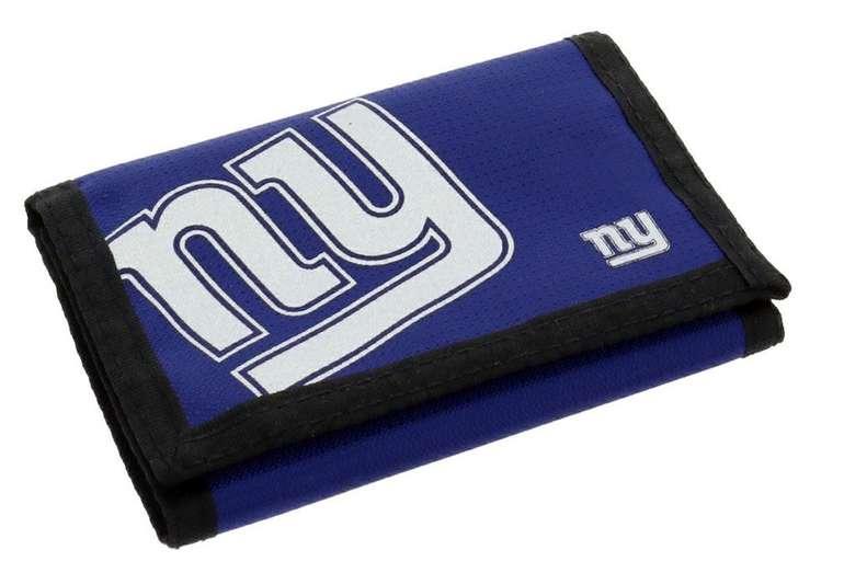 NFL Big Logo Wallet Portemonnaies (z.B. New York Giants) für je 6,17€ (statt 10€)