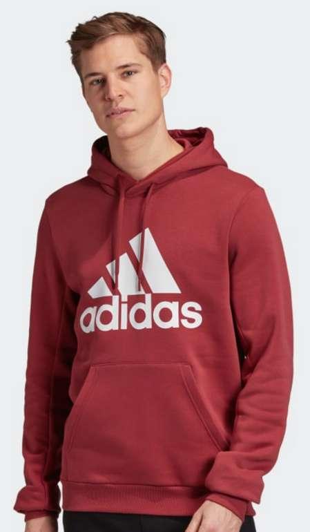 Adidas Badge of Sport Fleece Herren Hoodie in 2 Farben für je 33,60€ inkl. Versand (statt 68€)