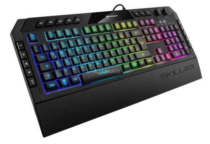 Sharkoon Skiller SGK5 Gaming-Tastatur für 33,96€ inkl. Versand (statt 40€)