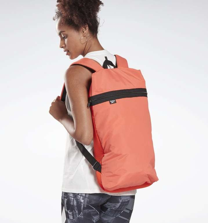 "Reebok Rucksack ""Tech Backpack"" für 29,83€ inkl. Versand (statt 58€)"