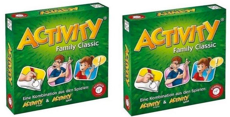 Galeria: 20% auf Gesellschaftsspiele, z.B. 2x Acitivity Familily Classic für 22,38€