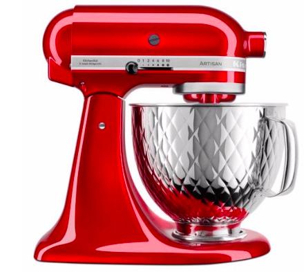KitchenAid Artisan 5KSM156QPECA Küchenmaschine mit 4,8 Liter Schüssel für 379€