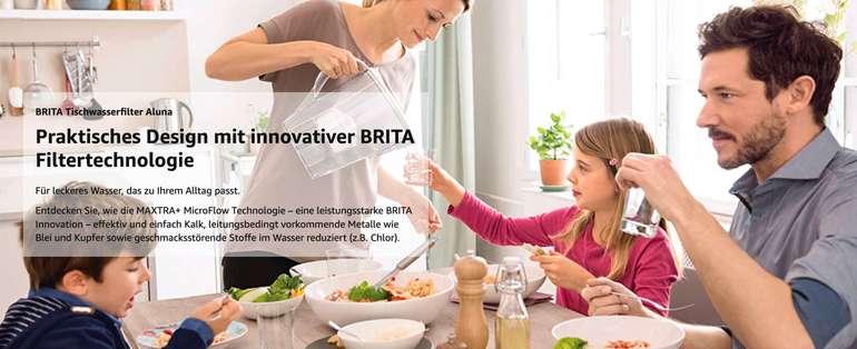 Brita Wasserfilter Aluna Cool inkl. 1 MAXTRA+ Filterkartusche