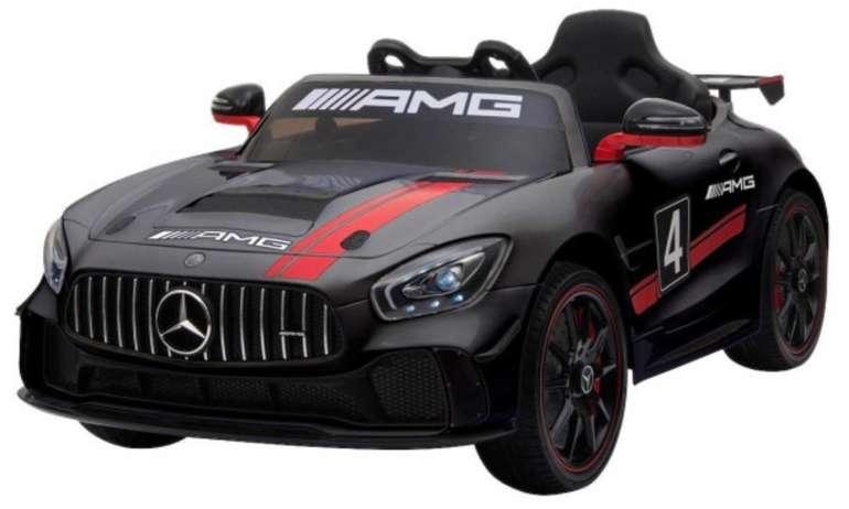 Spielzeug-Elektroauto: Mercedes GT4 (2x 35 Watt, 12 Volt) für 161,49€ inkl. Versand (statt 189€)