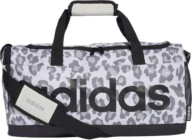 Adidas Linear Leopard Duffelbag S für 18,03€ inkl. Versand (statt 25€) - Creators Club!