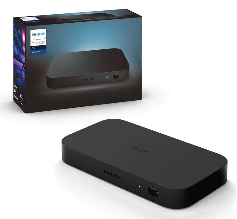 Philips Hue Play HDMI Sync Box für 169€ inkl. Versand (statt 250€)