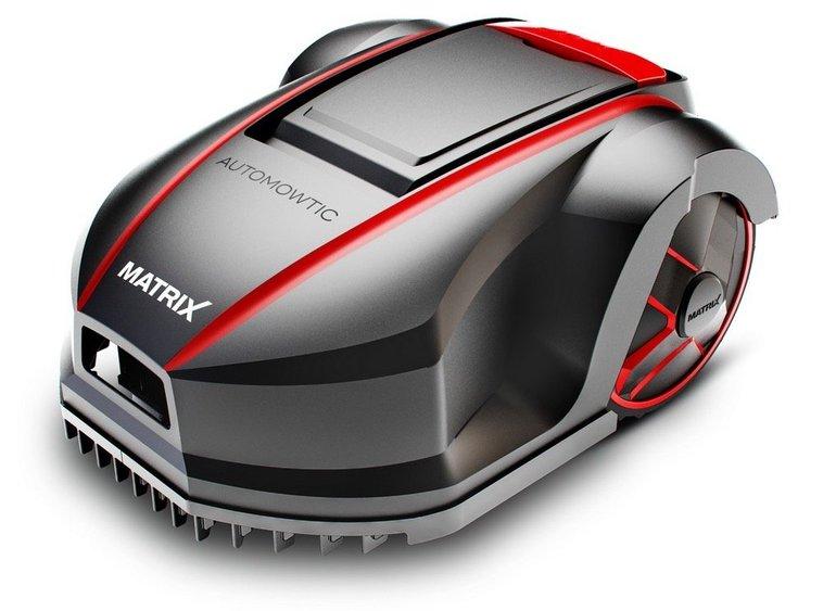 Matrix Mähroboter MOW 800 mit Ladeautomatik für 329,30€ inkl. Versand