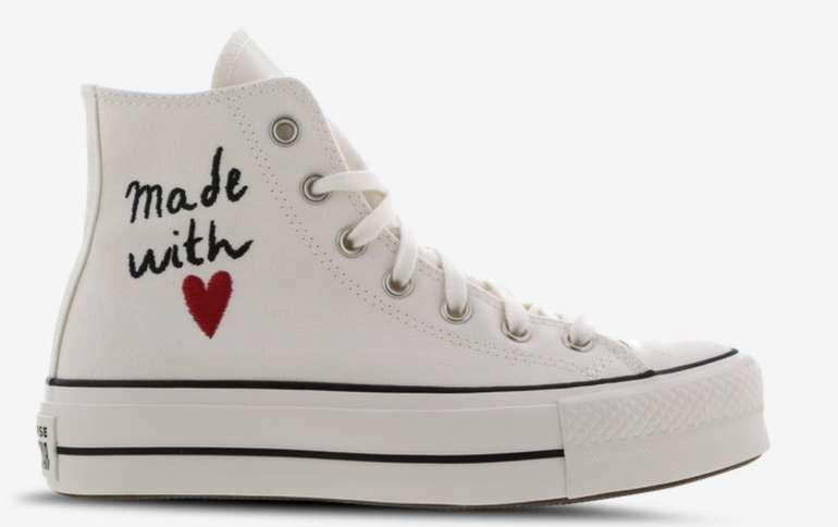 Converse Chuck Taylor All Star Platform High Schuh für 59,99€ inkl. Versand (statt 73€)