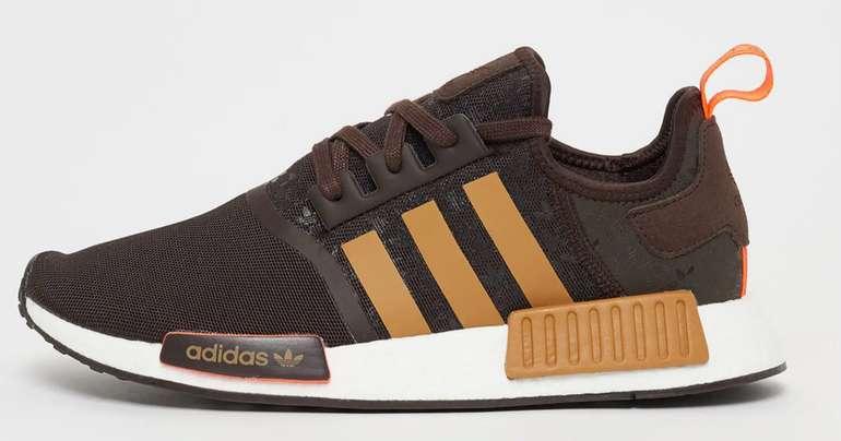adidas NMD_R1 Herren Sneaker in dunkelbraun für 70€inkl. Versand (statt 100€)