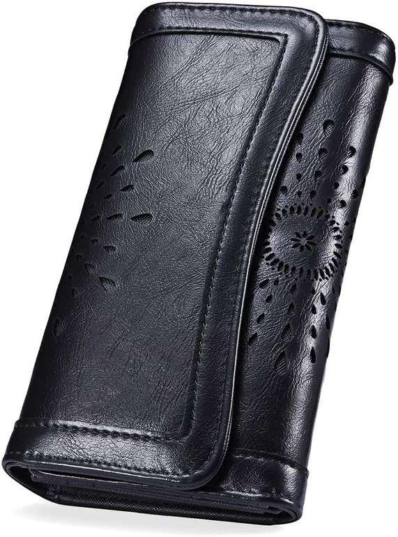 Ob Ourbag Damen Geldbörse aus PU Leder für 10,49€ inkl. Prime Versand (statt 17€)