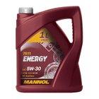 5 Liter Mannol SAE 5W-30 Energy Motoröl für 14,09€ inkl. Versand