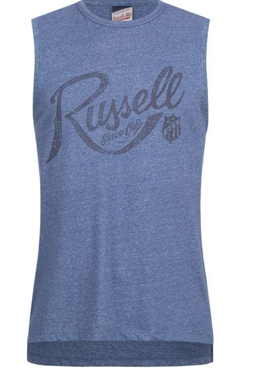 Russell Big Logo Herren Tank Top für 12,94€inkl. Versand (statt 22€)