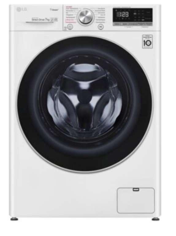 LG F2V4SLIM7  Waschmaschine (7 kg, 1200 U/Min., E) für 278,90€ inkl. Versand (statt 369€)