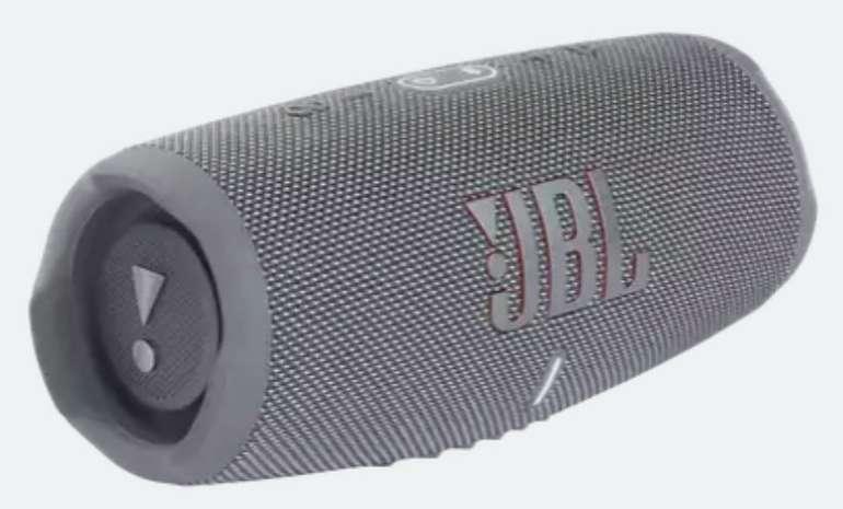 JBL Charge 5 - Tragbarer wasserdichter Bluetooth Lautsprecher mit Powerbank für 110,70€ (statt 165€) - refurbished!