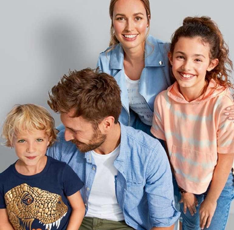 Takko Fashion Family Days mit 10€ Rabatt ab 50€ Mindestbestellwert (On- und Offline)