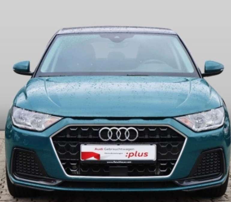 Audi Gebrauchtwagen-Wochen bei LeasingMarkt - z.B. Audi A1 Sportback 25 TFSI Advanced PDC für 215€ mtl.