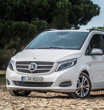 Priv. + Gewerbe: Mercedes-Benz V 200 für 262,18€ Netto im Monat leasen