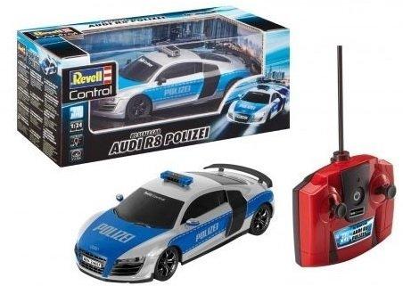 Revell Audi R8 Police 1:24 (24657) für 10,14€ inkl. Prime Versand (statt 19€)