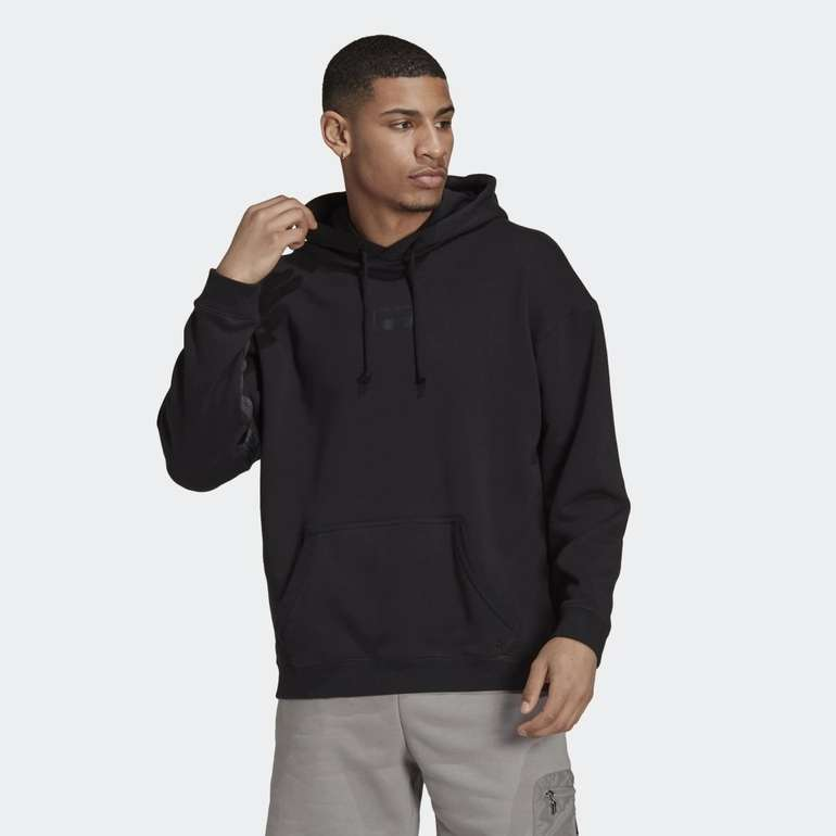 Adidas Originals R.Y.V. Loose Fit Hoodie für 45,50€ inkl. Versand (statt 52€)