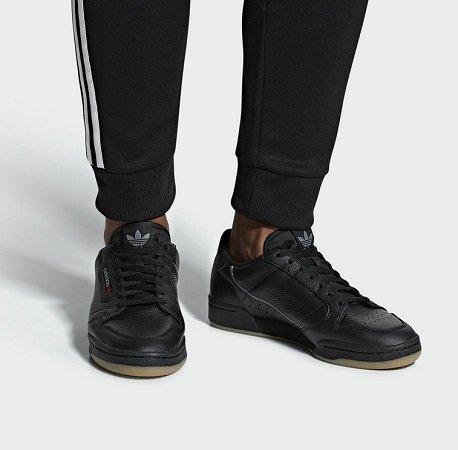 adidas Originals Continental 80 Herren Sneaker für 64,85€ inkl. VSK