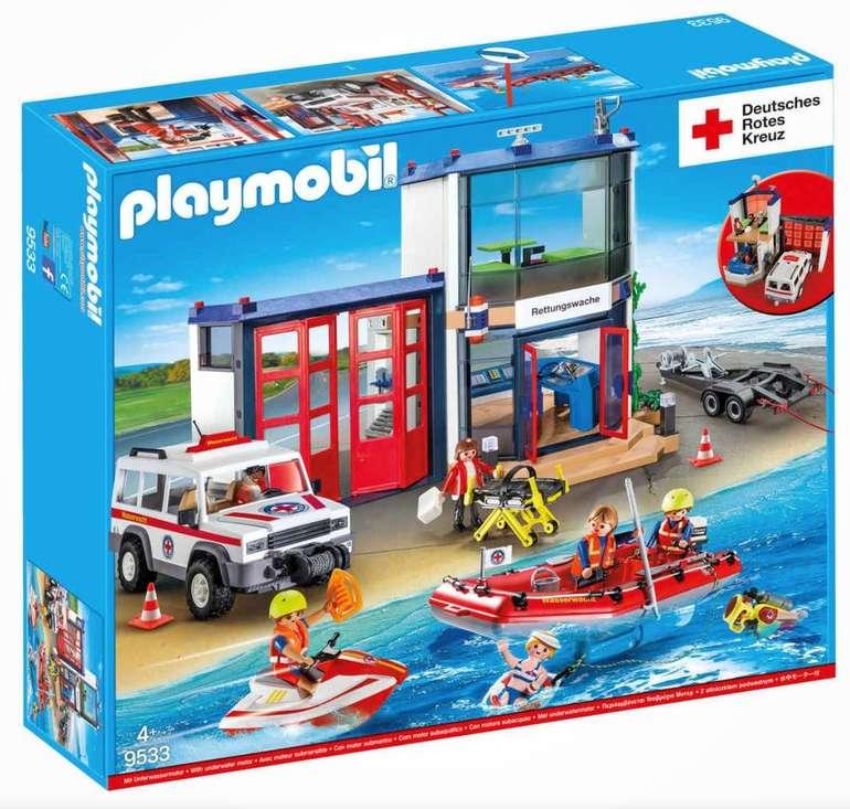 Playmobil Deutsches Rotes Kreuz DRK Mega-Set (9533) für 49,99€ (statt 67€)