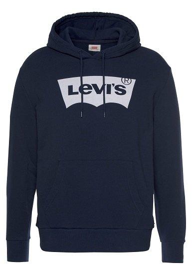 Levi's Kapuzensweatshirt mit Batwing-Logo für 33,94€ (statt 50€)