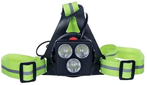 Urslif LED Lauflicht (3 Modi, wiederaufladbar) für 9,99€ inkl. Prime Versand (statt 20€)