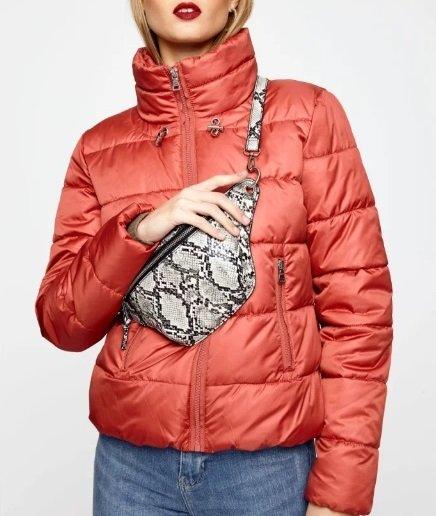 Tally Weijl Sale mit bis -90% Rabatt - z.B. rote Daunenjacke für nur 15,99€ zzgl. Versand