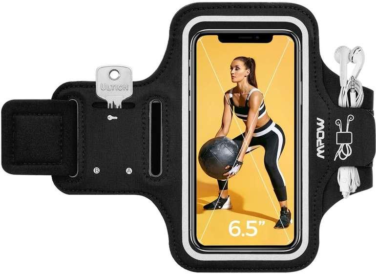 Mpow Sportarmband mit Schlüsselhalter für Smartphones nur 5,09€ mit Prime!