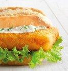 Gratis Backfisch-Baguettes von Lieferheld & Nordsee am 09.03 in Leipzig