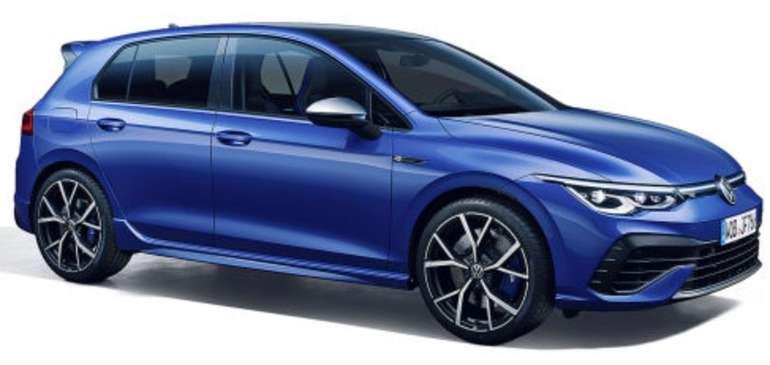Privat Leasing (Grad der Behinderung 50+): VW Golf 8 R mit 320 PS (konfigurierbar) für 259€ mtl. (LF: 0,52)