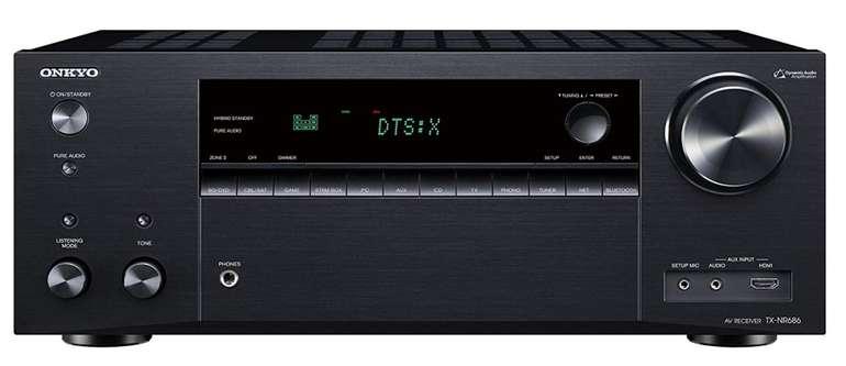 Onkyo Receiver TX-NR686 E-B (schwarz) für 309€ inkl. Versand (statt 339€)