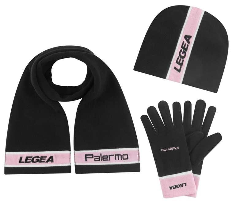 3-tlg. US Palermo Legea Unisex Winter Set für 8,39€ inkl. Versand (statt 14€)