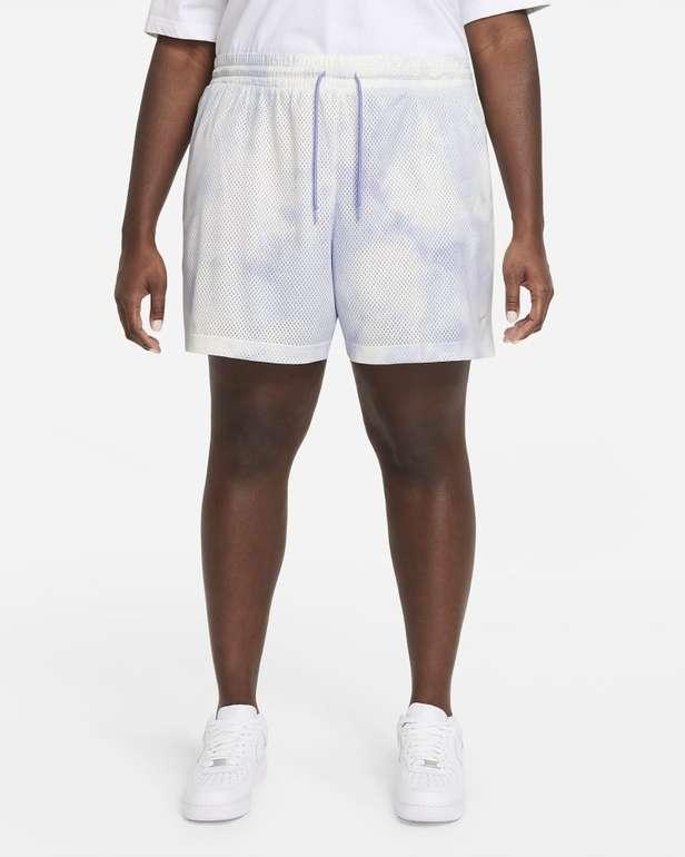 Nike Sportswear Icon Clash Damenshorts (große Größe) in 2 Farben für je 20,98€ (statt 35€) - Nike Membership!