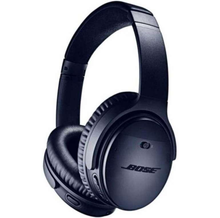 Bose QuietComfort 35 II Bluetooth-Kopfhörer in midnight blue für 204,95€ inkl. Versand (statt 250€)