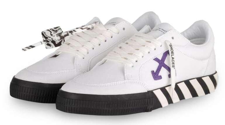 Breuninger: Private Luxury Sale mit 30% Rabatt - z.B. Off-White Sneaker für 146,99€ (statt 210€)