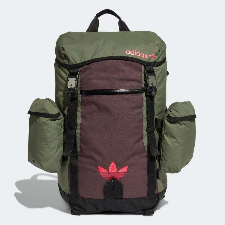 Adidas Adventure Toploader Rucksack für 61,17€ inkl. Versand (statt 84€)
