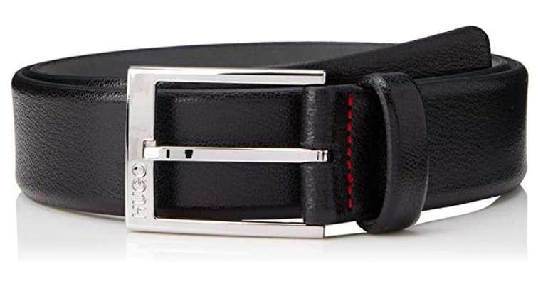Amazon Prime Day: Hugo Gellot_Sz35 Gürtel aus genarbtem Leder mit Logo-Gravur (50385627) für 27,96€