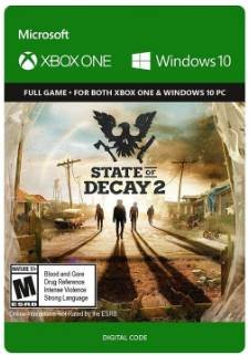 State of Decay 2 (Xbox One/PC Play Anywhere Code) für 13,19€ (statt 21€)