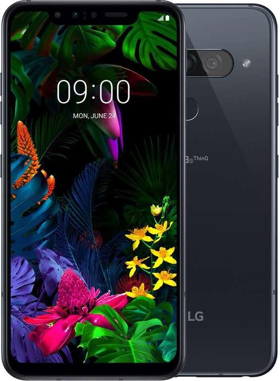 LG G8S ThinQ 128GB (+1€) + Telekom Mobilcom Debitel green 6GB LTE Allnet-Flat für 16,99€ mtl.