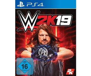 WWE 2K19 (PS4) für 14€ inkl. Versand (statt 17€)
