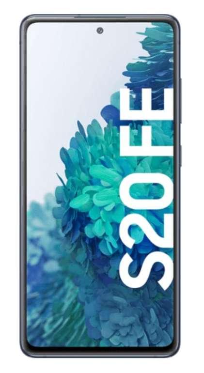 Samsung Galaxy S20 FE mit 128 GB (1€) + MD Telekom green LTE 6GB Promo Allnet Flat für 26,99€mtl.