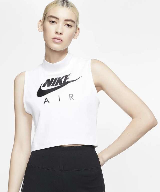 Nike Air Damen Tanktop mit Stehkragen für 19,93€ inkl. Versand (statt 29€) - Nike Membership