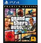 Saturn Late Night Gaming Angebote - z.B. Grand Theft Auto V Premium Edition [PS4] für 18€ (statt 25€)